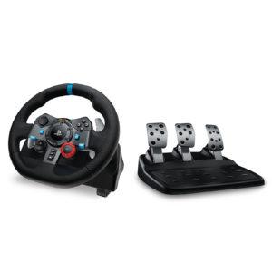 G29 de Logitech, volant et pédalier PlayStation et PC